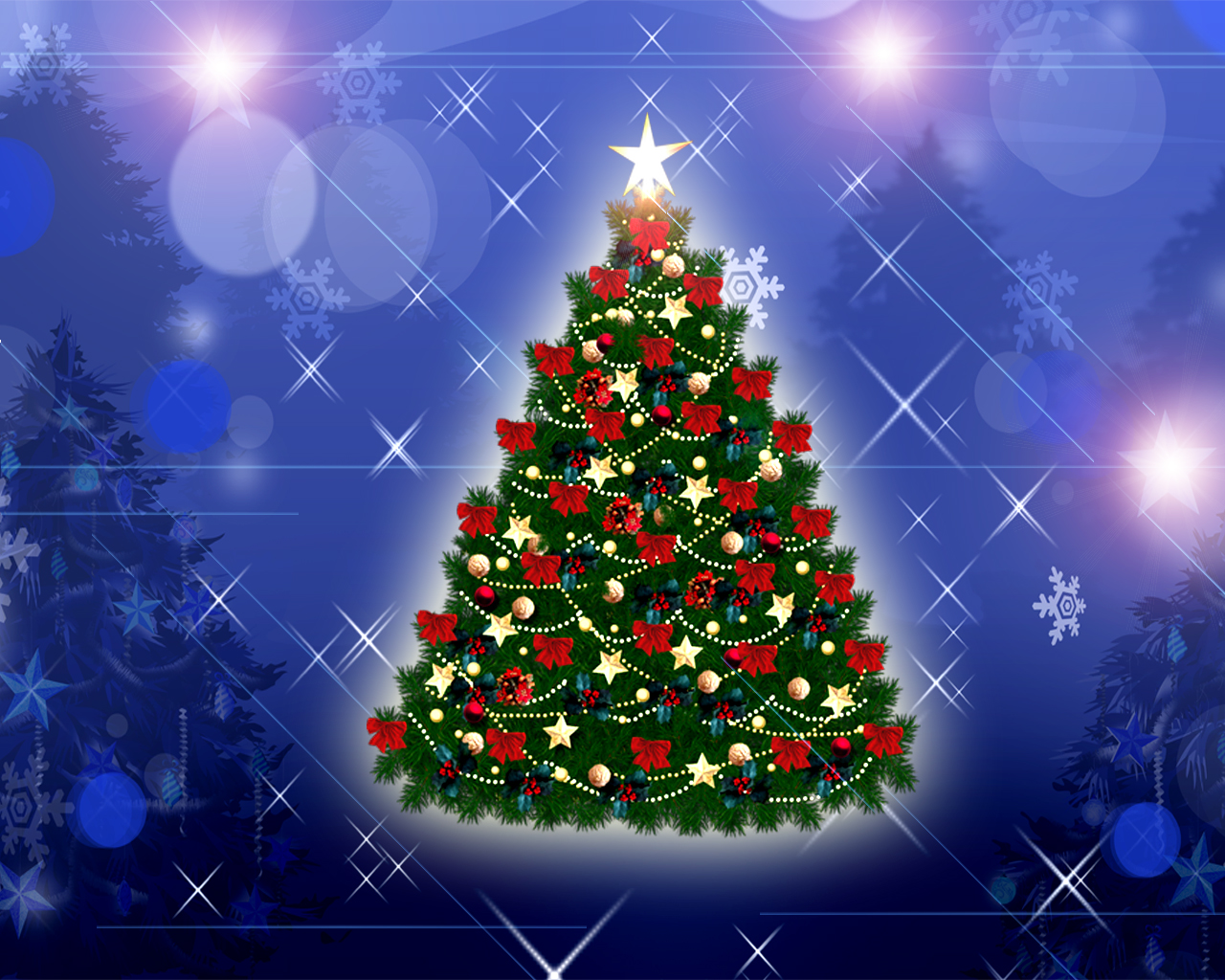 Navidad historia del arbol de navidad el candil de los - Planta navidad ...