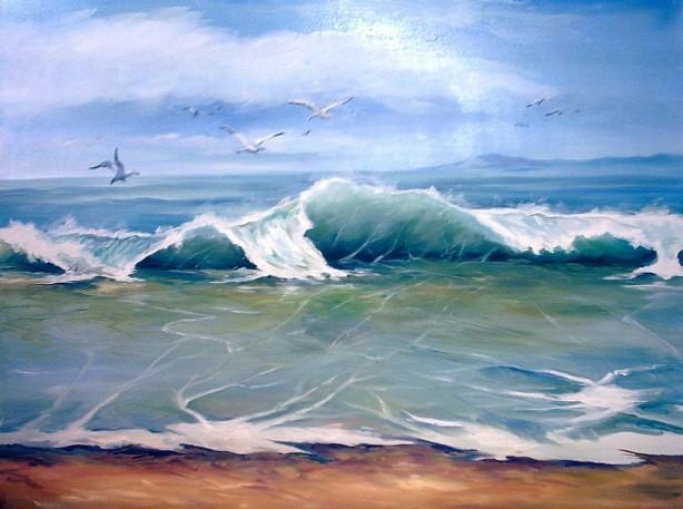 cuando vienen las olas 3