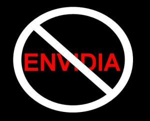 ENVIDIA prohibida