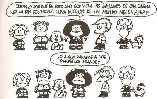 Resultado de imagen de mafalda navidad